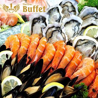 Buffet BBQ Và Hải Sản Cao Cấp Tại Nhà Hàng The One