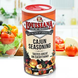 Bột Gia Vị Cajun Louisiana Nhập Khẩu Mỹ - 482gr