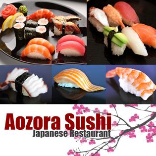 Tất Cả Đồ Ăn Nhật Tại NH AOZORA