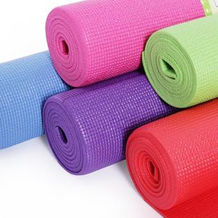 Thảm Tập Yoga Không Mùi Siêu Nhẹ Cao Cấp