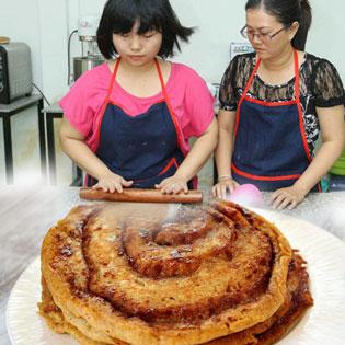 Khóa Học Làm 02 Loại Bánh Mì Ngọt Và Bánh Mì Mặn Tại Happy Baking Studio