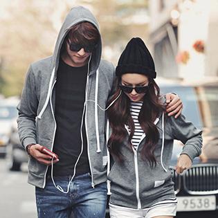 Áo Khoác Couple Nam/ Nữ Korea