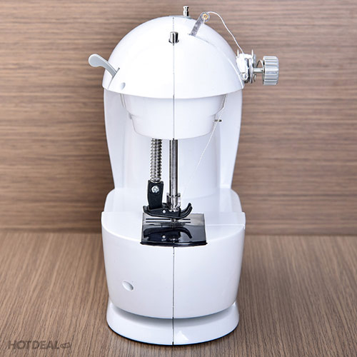 Máy May Mini Sewing Machine 4 Trong 1