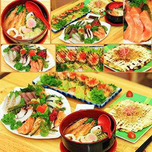 Trải Nghiệm Ẩm Thực Nhật Bản Tại Haru Sushi