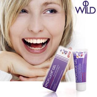 Gel Trị Tụt Lợi, Đau Nhức Răng Thụy Sỹ - Emofluor® Gel