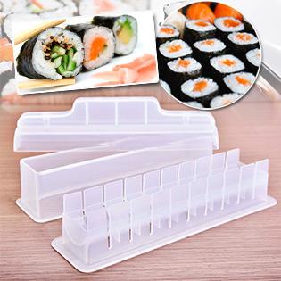 Dụng Cụ Làm Sushi Nhựa Tự Lập