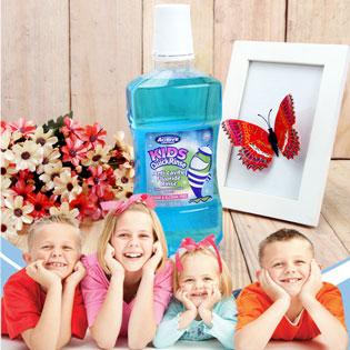Nước Súc Miệng Trẻ Em Beauty Formulas 500ml - NK Anh Quốc