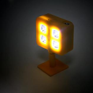 Đèn Flash Hỗ Trợ Chụp Ảnh Cực Độc