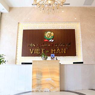 Điều Trị Viêm Nang Lông Tại Viện Thẩm Mỹ Quốc Tế Việt - Hàn ®