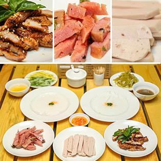 Combo Bánh Ướt Đặc Biệt Cho 2-3 Người Tại Bánh Ướt Thịt Nướng Ban Mê