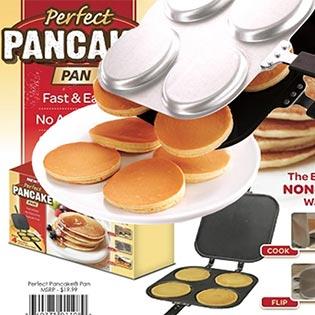 Chảo Làm Pancakes Tiện Lợi