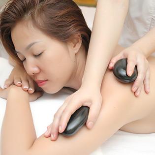 Xông Hơi - Massage Nhật + Thái + Châu Âu 3 Trong 1 Tại Lady Sài Gòn Spa
