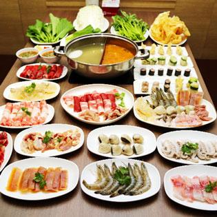 Buffet Lẩu Thái Suki + Nước & Chè Không Giới Hạn - NH Coca Suki