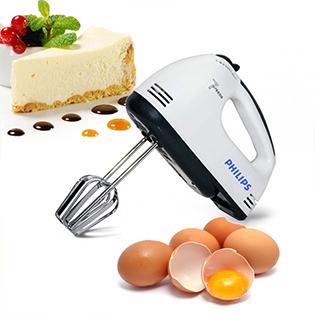 Máy Đánh Trứng Đa Năng Cầm Tay - Kèm Bộ Tạp Dề Làm Bếp