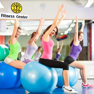 Thẻ Tập Gym + Erobic 1 Tháng Cho Nữ Tại Arenagym