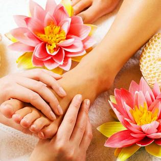 Gói Dịch Vụ Foot Massage Tại Venus VN.