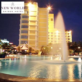 Trải Nghiệm Hồ Bơi Đẳng Cấp Sang Trọng Bậc Nhất Sài Gòn Tại New Worl SaiGon Hotel