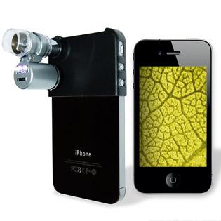Len Hiển Vi Cho Iphone Zoom 60X Độc, Trào Lưu Chụp Ảnh Mới Độc Đáo