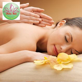 Thiên Bảo Spa- Tẩy Da Chết Bằng Muối Biển Và Thảo Dược Kết Hợp Massage Body