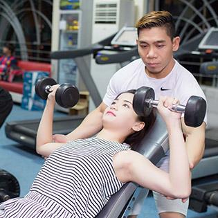 4 Tuần Tập Gym Không Giới Hạn Tại Mach's Gym
