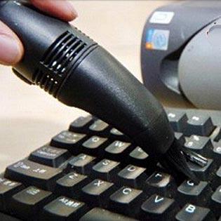 Máy Hút Bụi Máy Tính Cầm Tay - Kết Nối Cổng USB Tiện Dụng