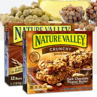 Bánh Ngũ Cốc Thay Cho Bữa Ăn Sáng (12 bánh/ 42g) Natural Valley Chính Hãng Của Mỹ