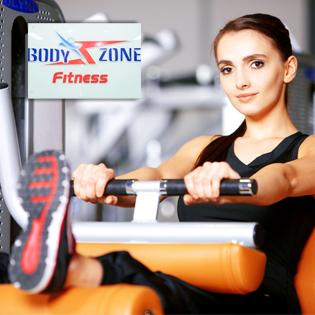 1 Tháng Tập Gym Tại Bodyzone Fitness Club