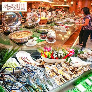 Buffet Gánh Trưa 3 Miền Tại Unionsquare (Vincom A)