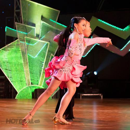 Khóa Học Dance Sport For Kid Tại Câu Lạc Bộ Sun Yoga & Zumba