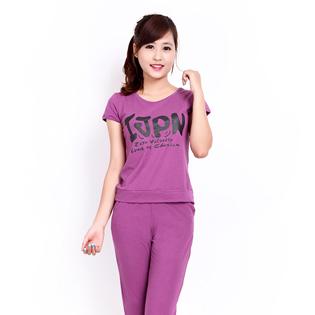 Bộ Đồ Thun Cotton Dáng Thể Thao IJPN Style