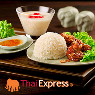 ThaiExpress - Tri Ân Khách Hàng - Giảm Sốc 55% - Kỉ Niệm 7 Năm Thành Lập