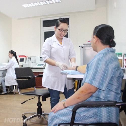 Gói Xét Nghiệm Khám Sức Khỏe Tổng Quát Định Kỳ Tại Bệnh Viện Emcas