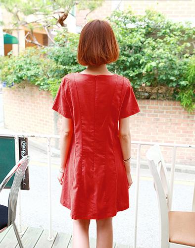 Đầm Suông Túi Hộp Cao Cấp
