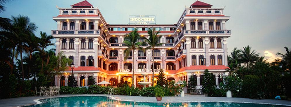 Honey Moon Ngọt Ngào 2N1Đ Tại Khách Sạn Indochine Hội An 3 Sao