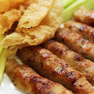2 Phần Nem/ Thịt Luộc/ Bò Nướng Lá Lốt Cuốn Bánh Tráng + 2 Nước Ép
