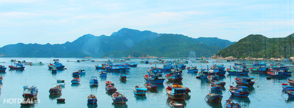 Tour Liên Tuyến Nha Trang – Bình Ba 4N3Đ Cho 1 Người