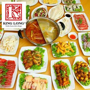 Buffet BBQ & Lẩu Bò Thỏa Thích Tại Nhà hàng King Long - Free Soft Drink