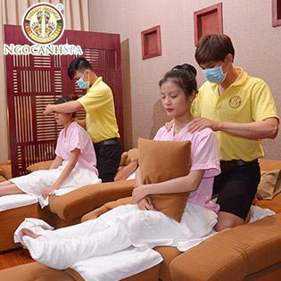 Ngọc Anh Spa Thương Hiệu Nổi Tiếng Sài Gòn Với Massage Foot & Body