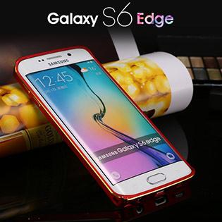 Ốp Viền Nhôm Galaxy S6 Edge Siêu Mỏng