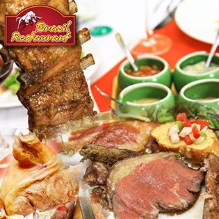 Tưng Bừng Buffet Tối Thịt Nướng Brazil Đẳng Cấp