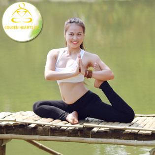 Thẻ Vip Học Yoga 1 Tháng (12 Buổi) Cho Lớp Yoga Giảm Cân Tại Yoga Secret Club