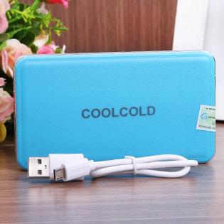Pin Sạc Dự Phòng CoolCold 6600 mAh Chính Hãng