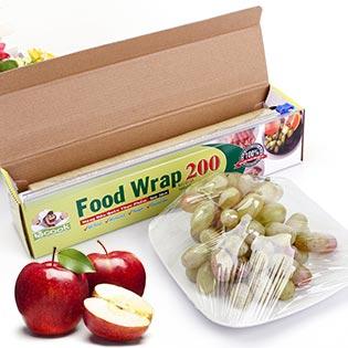 Màng Bọc Thực Phẩm P200 Thương Hiệu Food Wrap