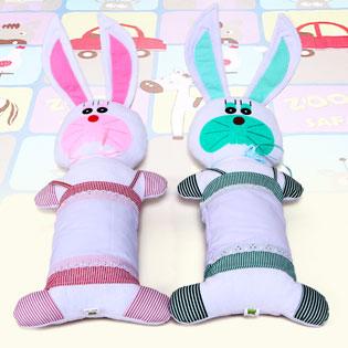 Gối Ôm Hình Con Thỏ Cho Bé Yêu Baby Top