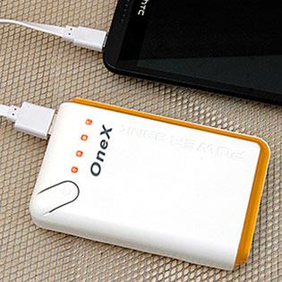 Pin Sạc Dự Phòng Onex-G71-6600mAh