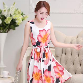 Đầm Cherry Blossom Thanh Lịch