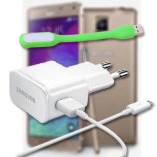 Sạc Samsung Tặng Kèm Đèn Led Siêu Sáng