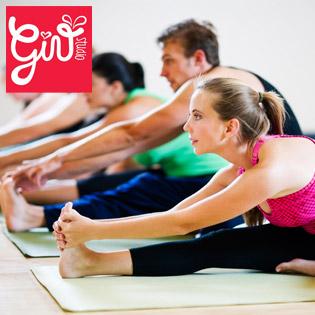Thẻ Tập Yoga 1 Tháng Không Giới Hạn Số Buổi Tại Gin Studio Cầu Giấy
