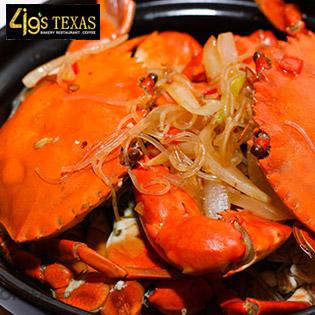 Buffet Tối Hơn 70 Món Tại 4GS Texas  - Ăn Cua Không Giới Hạn Cuối Tuần