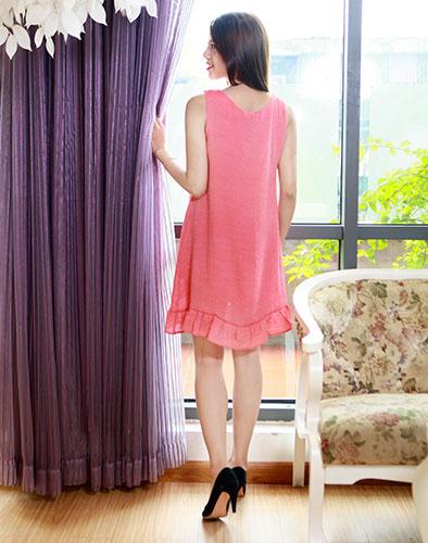 Đầm Đuôi Cá Đũi Trẻ Trung